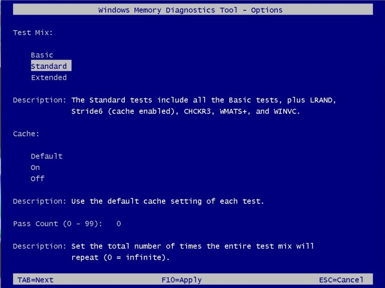 Как протестировать оперативную память в Windows 7, Windows 8, Windows Vista?